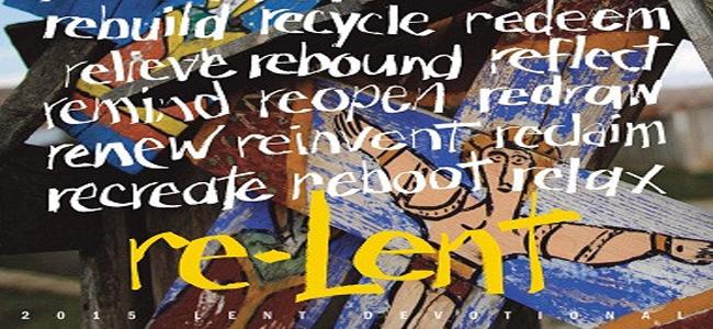 Re-Lent web banner