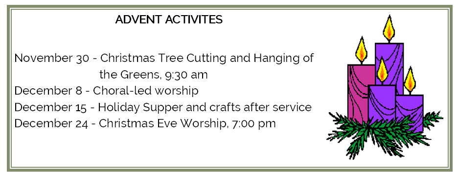 AdventActivites2019